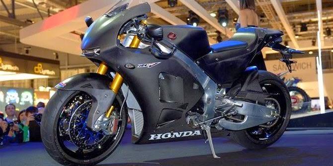 Honda Perkenalkan MotoGP RC213V Untuk Publik