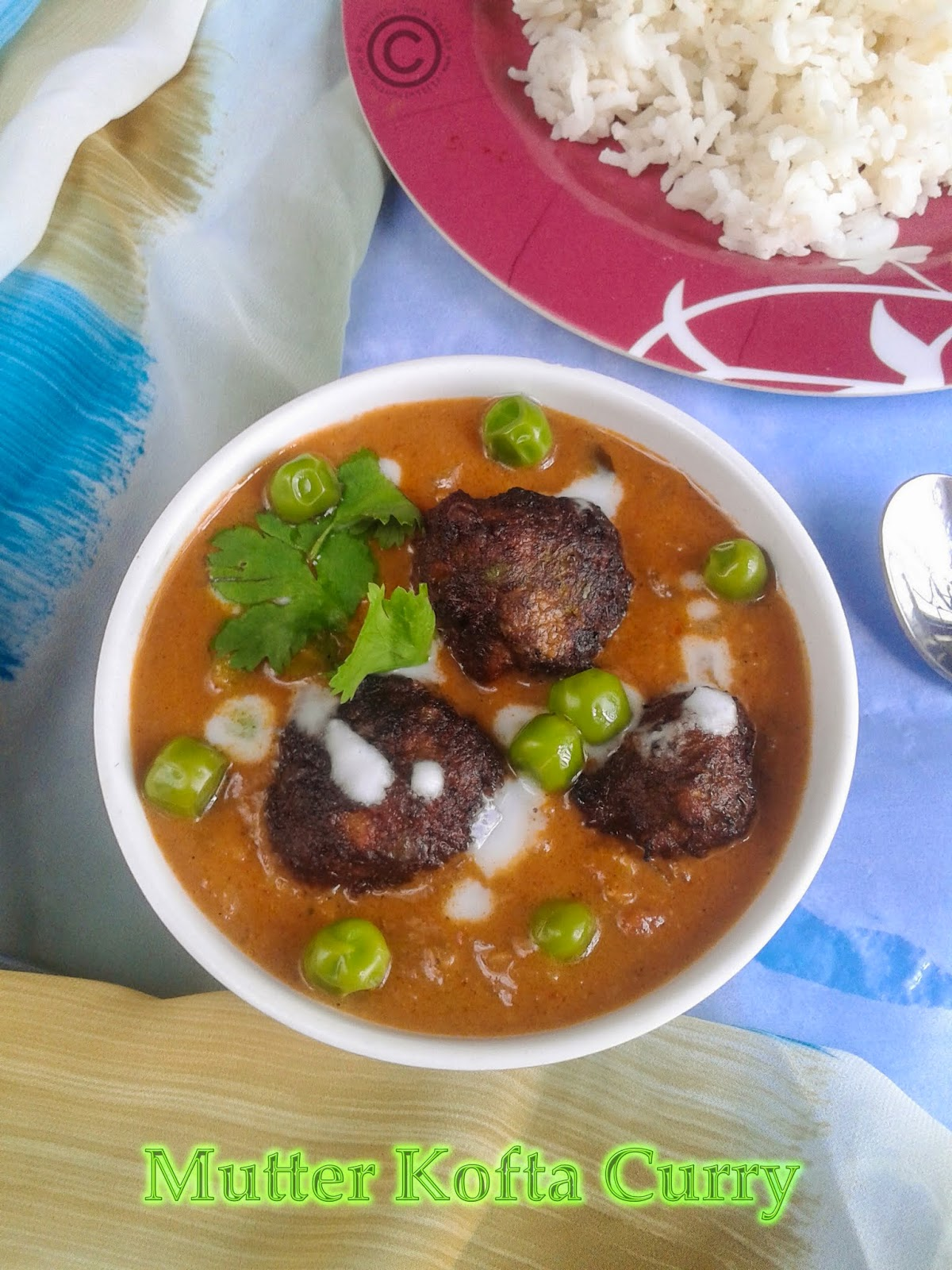 green-peas-kofta-curry