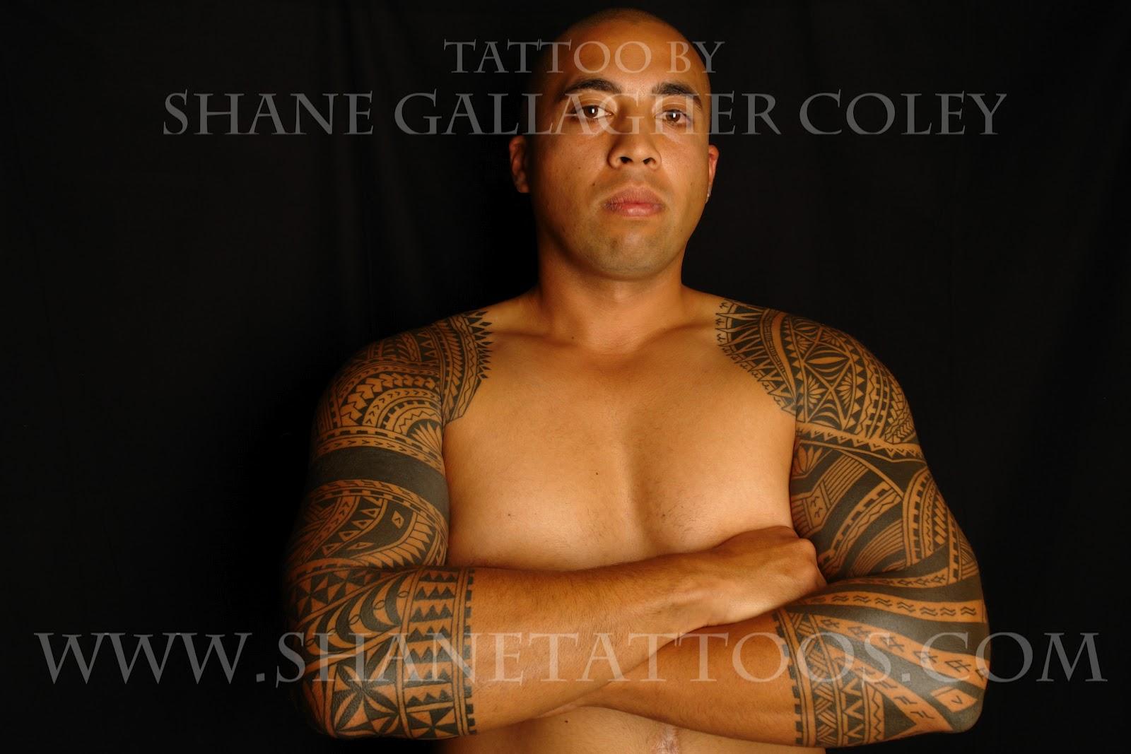 3 4 Sleeve Tattoo