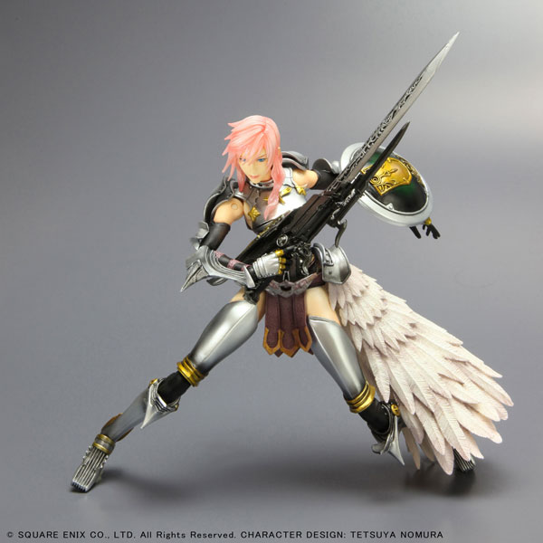 Play Arts Kai Final FantasyXIII-2 Lightning