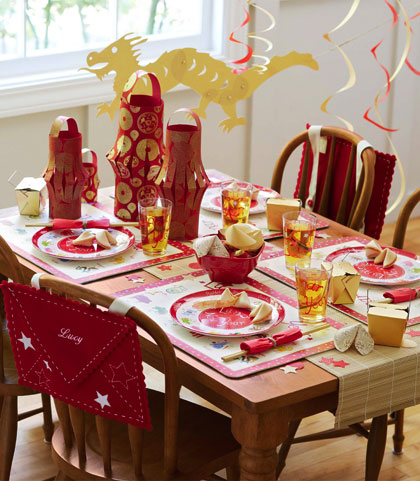 Lunar New Year 2013 Pottery Barn Kids