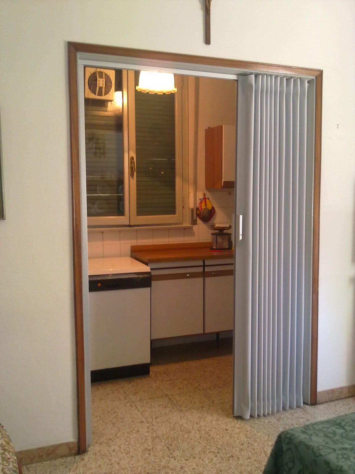 Porte a soffietto porta a soffietto per separare cucina e salotto - Porte per cucina ...