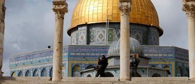 Terceiro dia de confrontos na Esplanada das Mesquitas