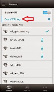 جميع طرق اختراق شبكات wifi عن طريق الاندرويد