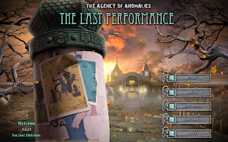 Agency Of Anomalies 3: The Last Performance [BETA #1]
