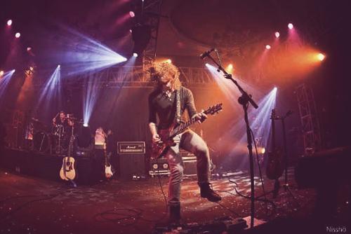Jeremy camp Guitarrista - Jeremy Camp Banda - Jeremy Camp