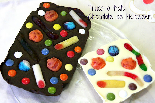 Truco O Trato: Chocolate De Halloween