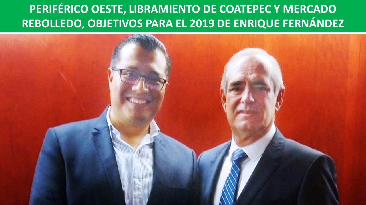 PARA EL 2019 DE ENRIQUE FERNÁNDEZ