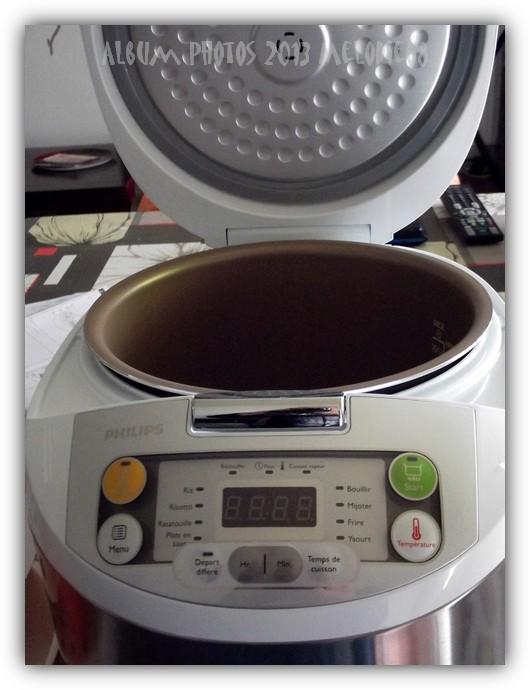 Cuisine appareils cuisine appareilss - Multicuiseur philips ou moulinex ...