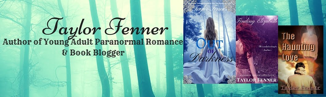 Taylor Fenner Author and Book Blog