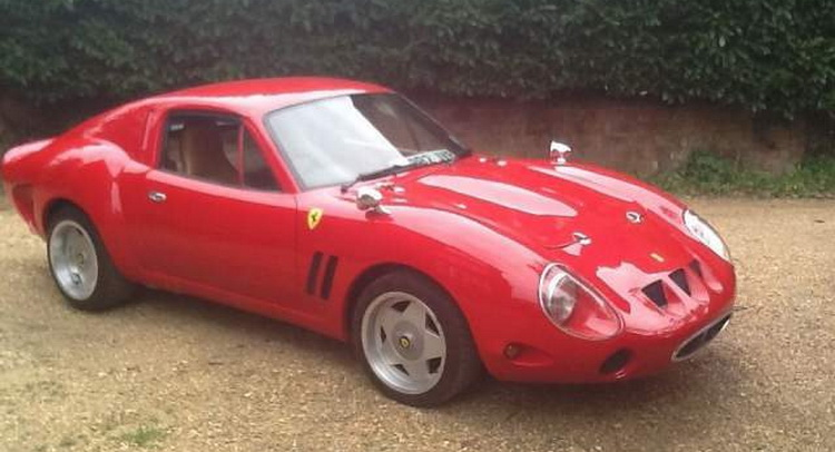 Ebay Find One Mazda Mx 5 Based Ferrari 250 Gto Replica