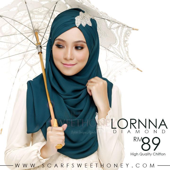 LORNNA Shawl