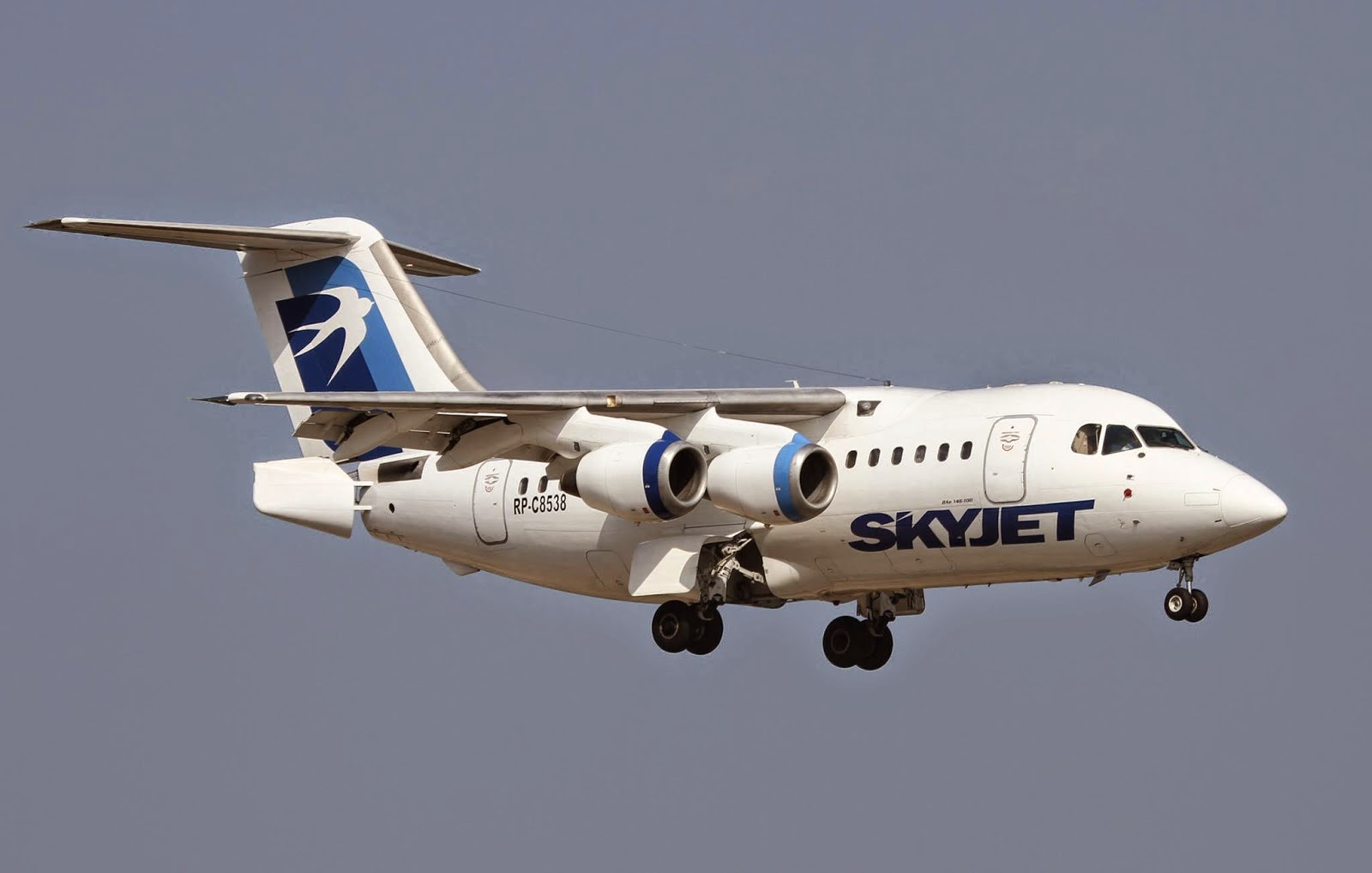 SkyJet Begins Flights to Kalibo and Taiwan