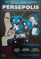 DVD Cover - Persepolis