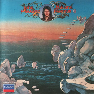 John Lodge - Natural Avenue album cover
