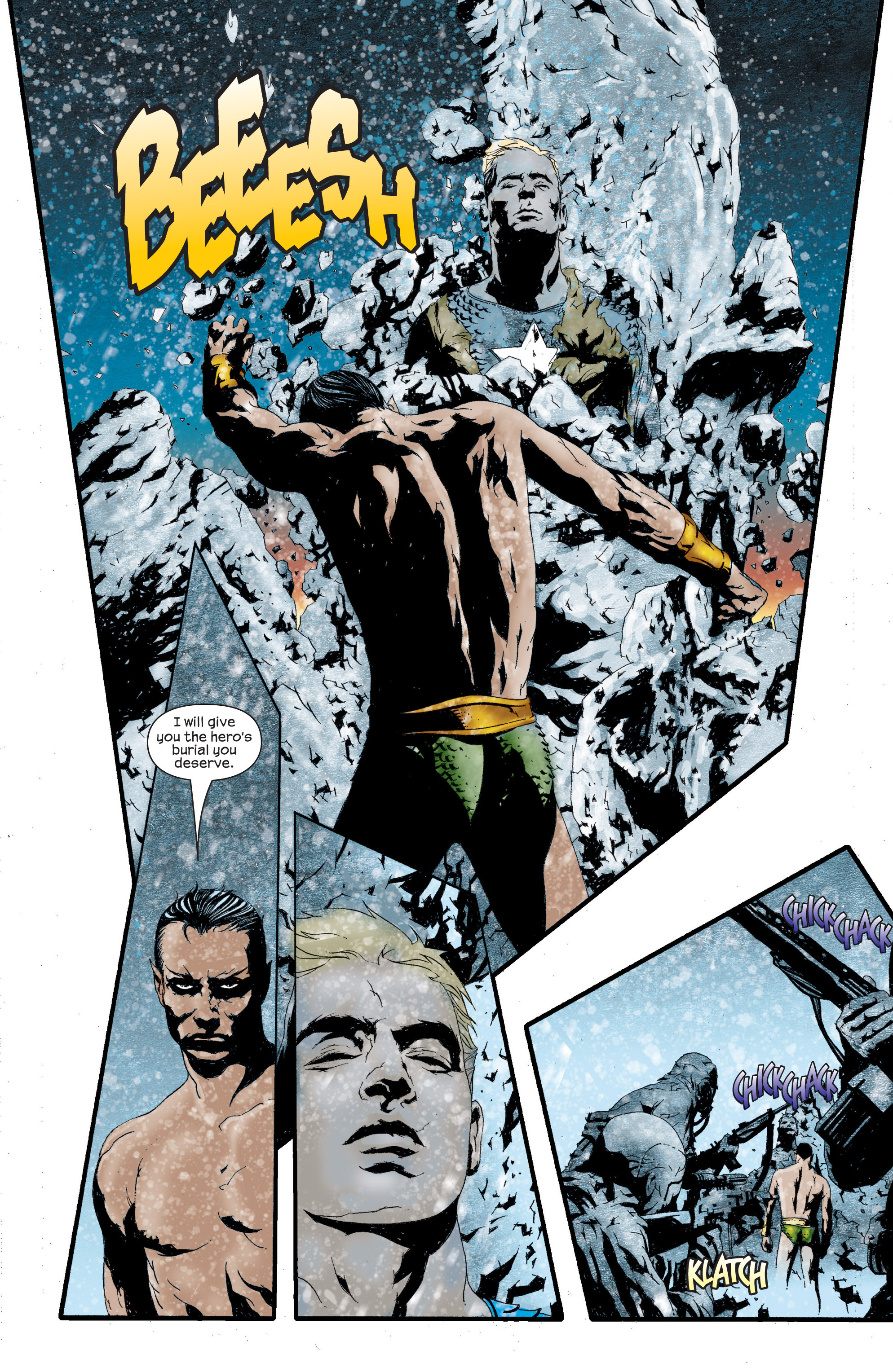 Captain America (2002) Issue #12 #13 - English 14