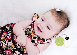 4 Aylık Kız Bebek