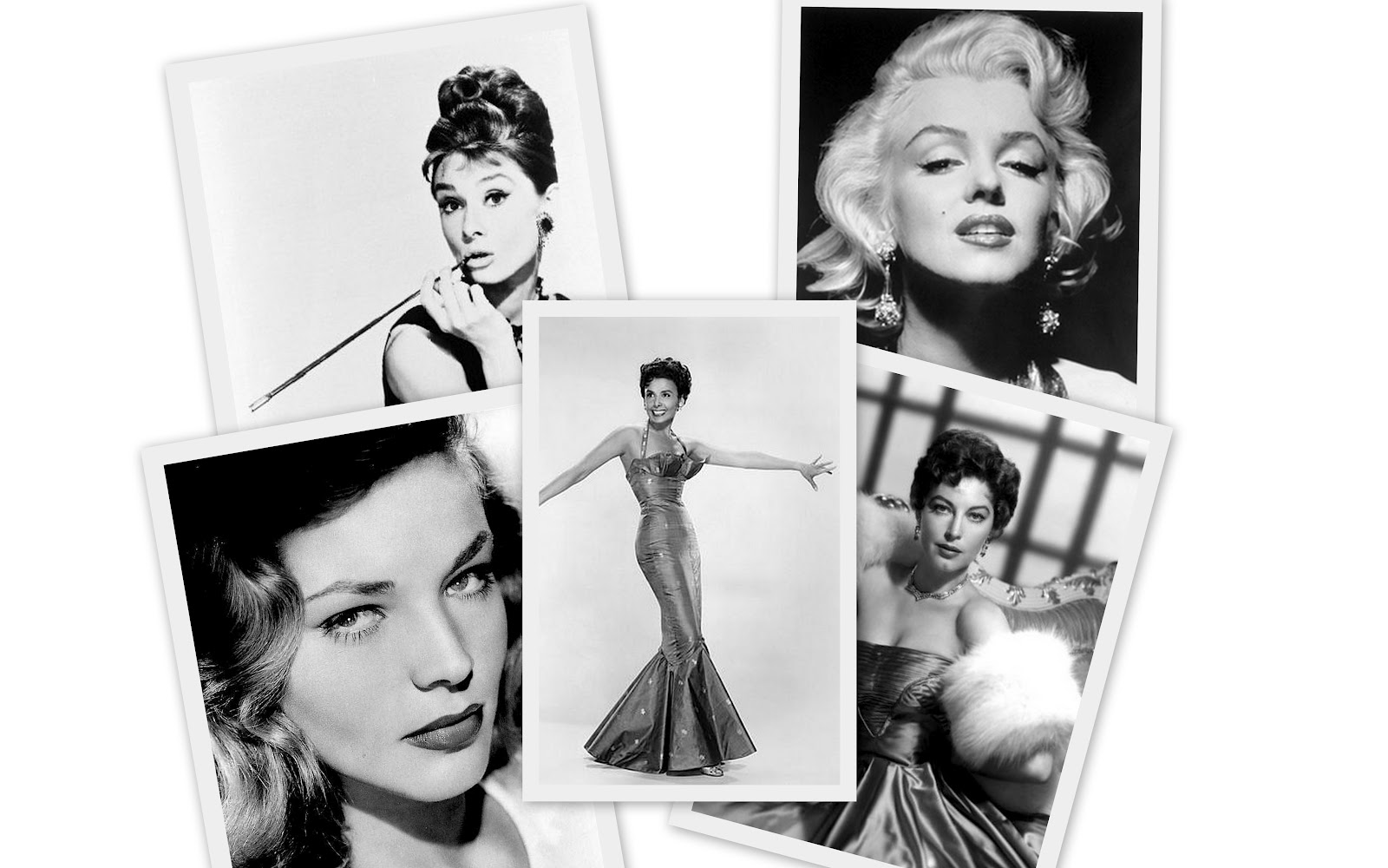 Did you figure it out???? It's Old Hollywood Glamour!!!! title=