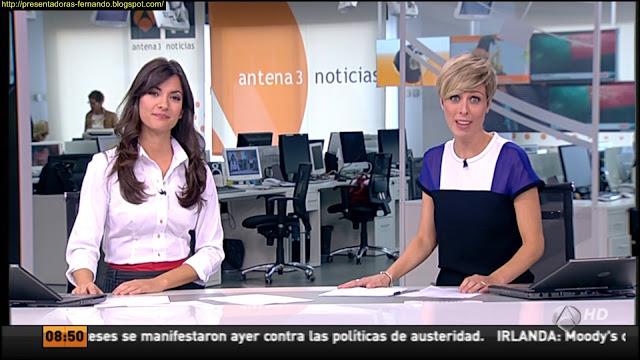 Esther Vaquero y Maria Jose Saez