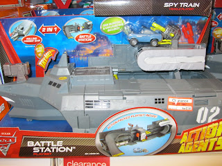 Disney Cars 2 Battle Station