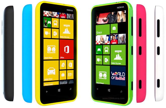 Nokia Lumia 620 Price