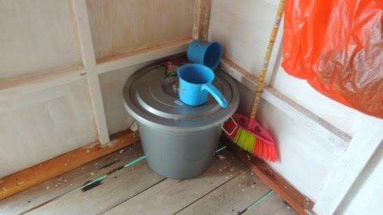 Air Bersih Di Kelong Pancing