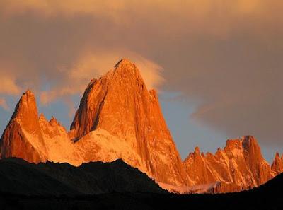 Monte Fitz Roy Mountain