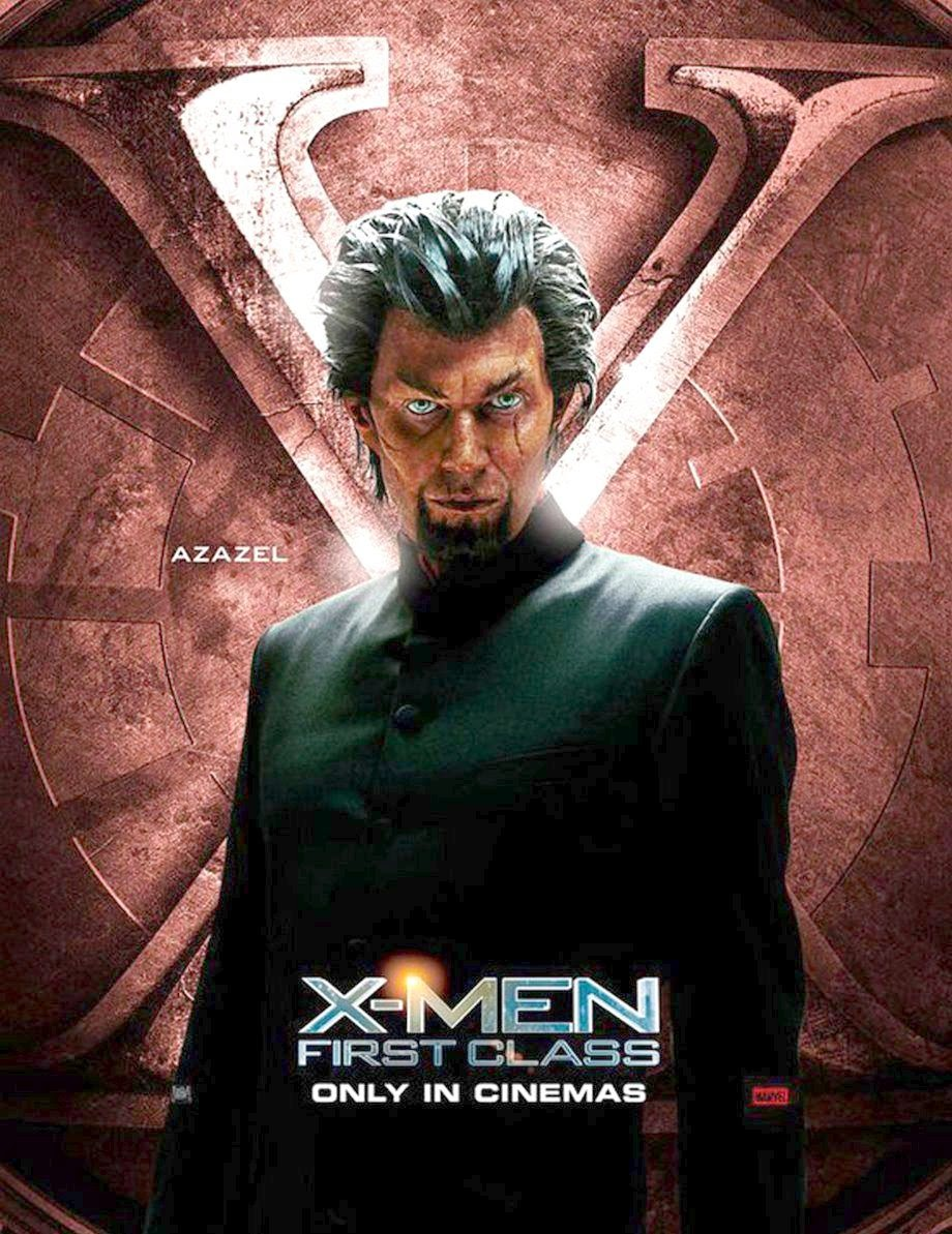Men  First Class  2011 X Men First Class 2 Poster