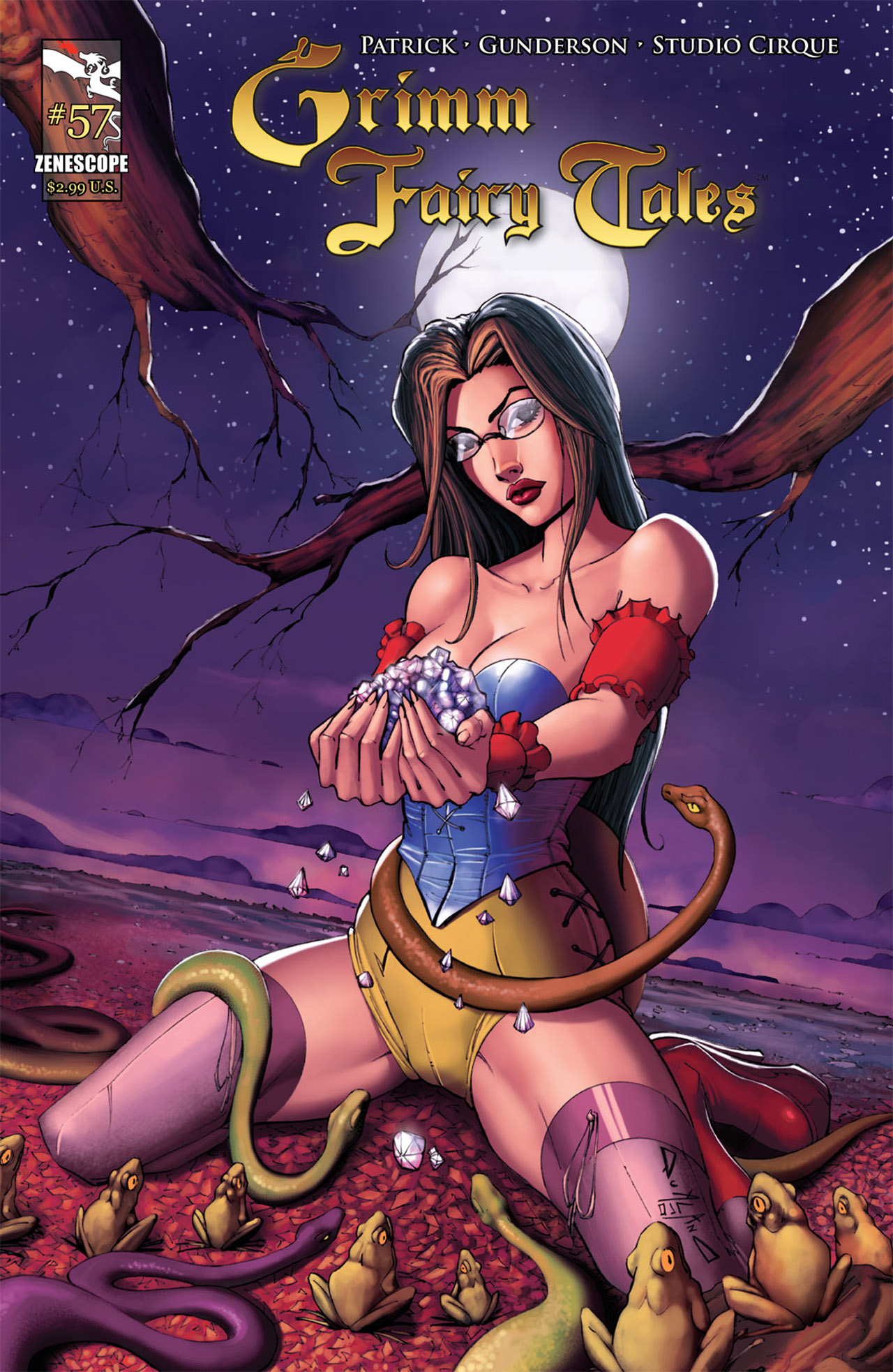 Grimm Fairy Tales (2005) Issue #57 #60 - English 1