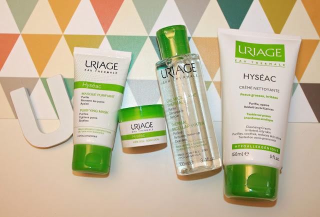 Uriage Hyseac recensione