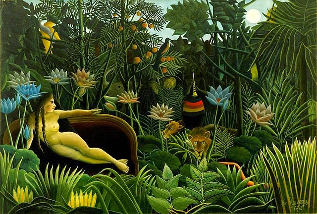The Dream - Henri Rosseau