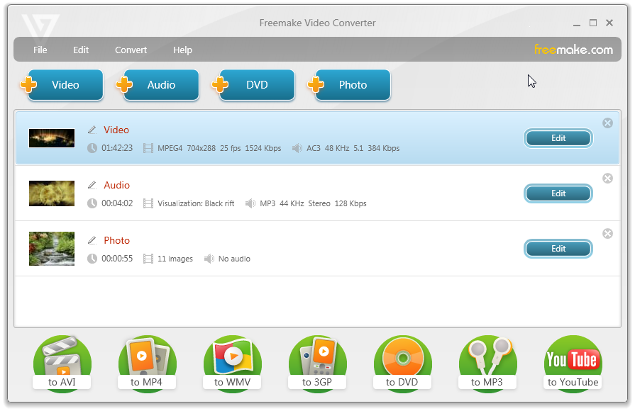 mp4 converter free download chip