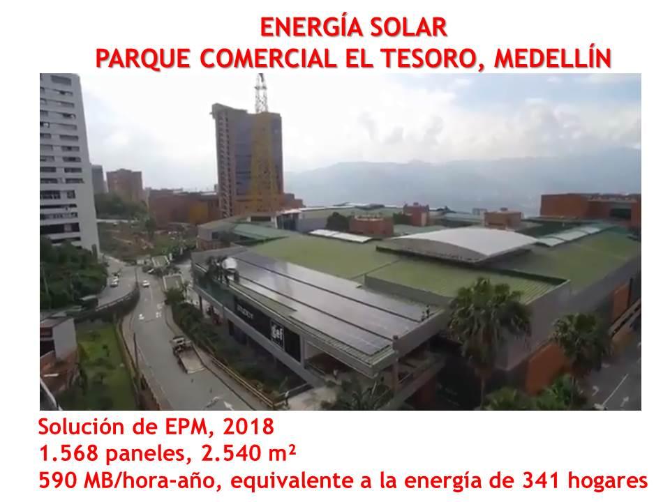 ENERGÍA SOLAR EN LO COMERCIAL