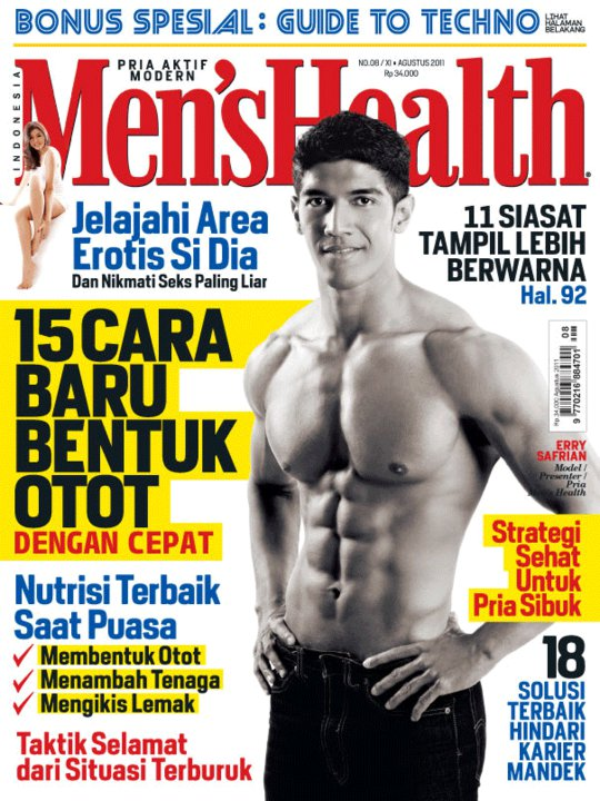 boy indonesia boy of the week 20 cover majalah men s health