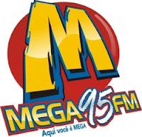 ouvir a Rádio Mega 95 FM 95,9 ao vivo e online Cuiabá MT