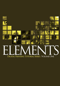 Elements Digital Painting Tutorial Series Volume