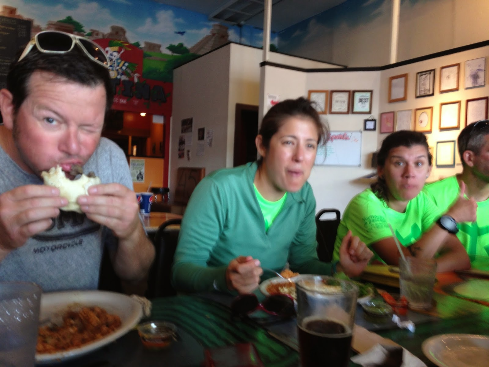 Ragnar Northwest Passage - Potato Burrito