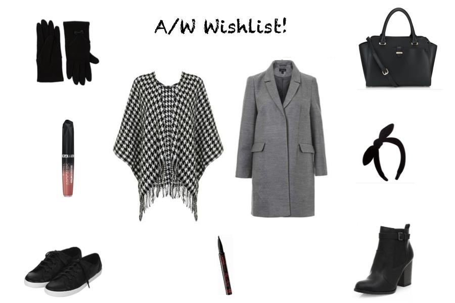 A/W '14 Wishlist