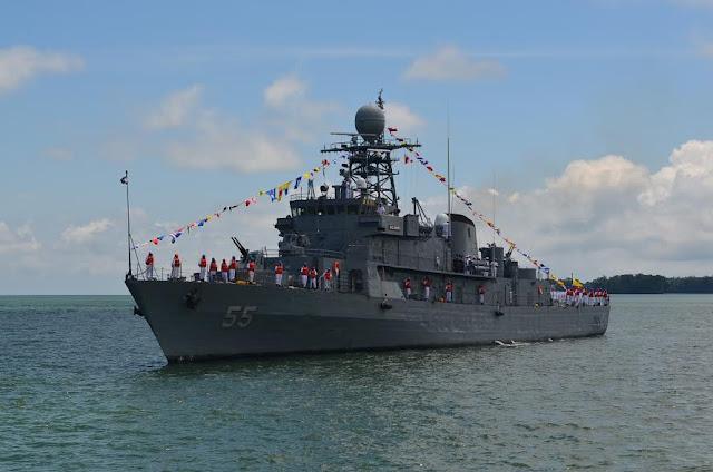 La corbeta ARC Nariño de la Armada de Colombia fue bautizada oficialmente este viernes.
