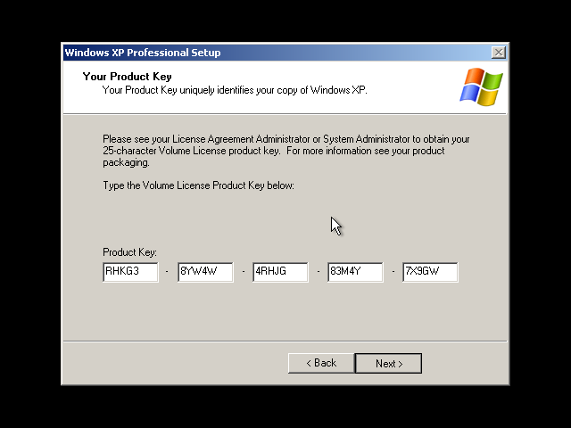 Windows Xp Home Edition Sp3 Product Register Code