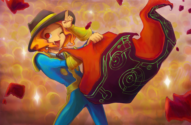 "Uno ""Olé"", Pop'n Music Fanart"
