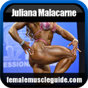 Juliana Malacarne IFBB Pro Physique Competitor Thumbnail Image 2