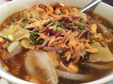 Hot and Sour Soup with Cashew