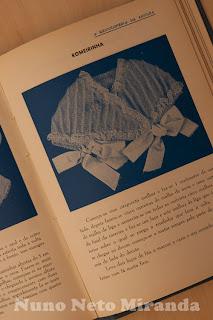 "alt=""Enciclopédia da Agulha, Laura Santos, needlework, romeirinha em tricot, shrug vintage knitting pattern"""