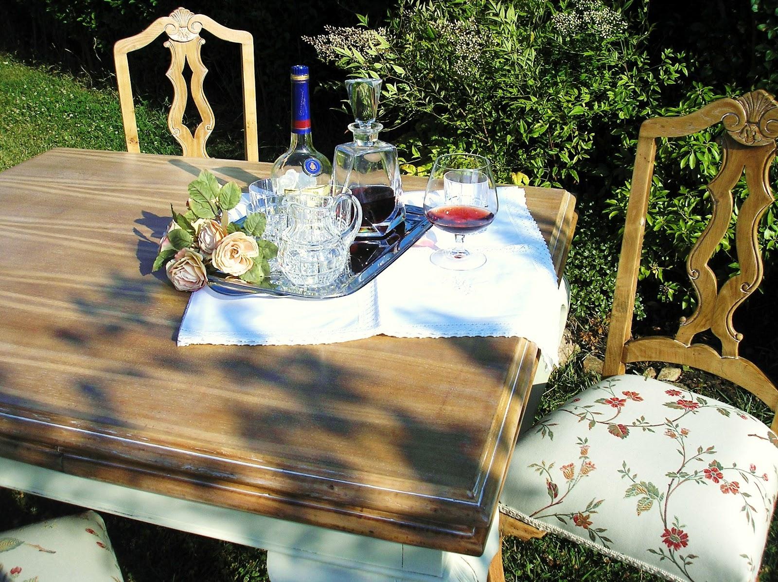 El desvan de mamen mesa de comedor shabby - Muebles el desvan ...