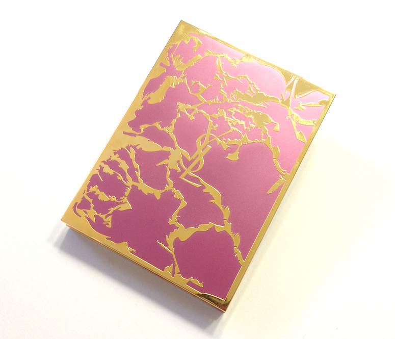 YSL Spring 2014 Flower Crush Collection  - Pivoine Crush Eyeshadow Palette