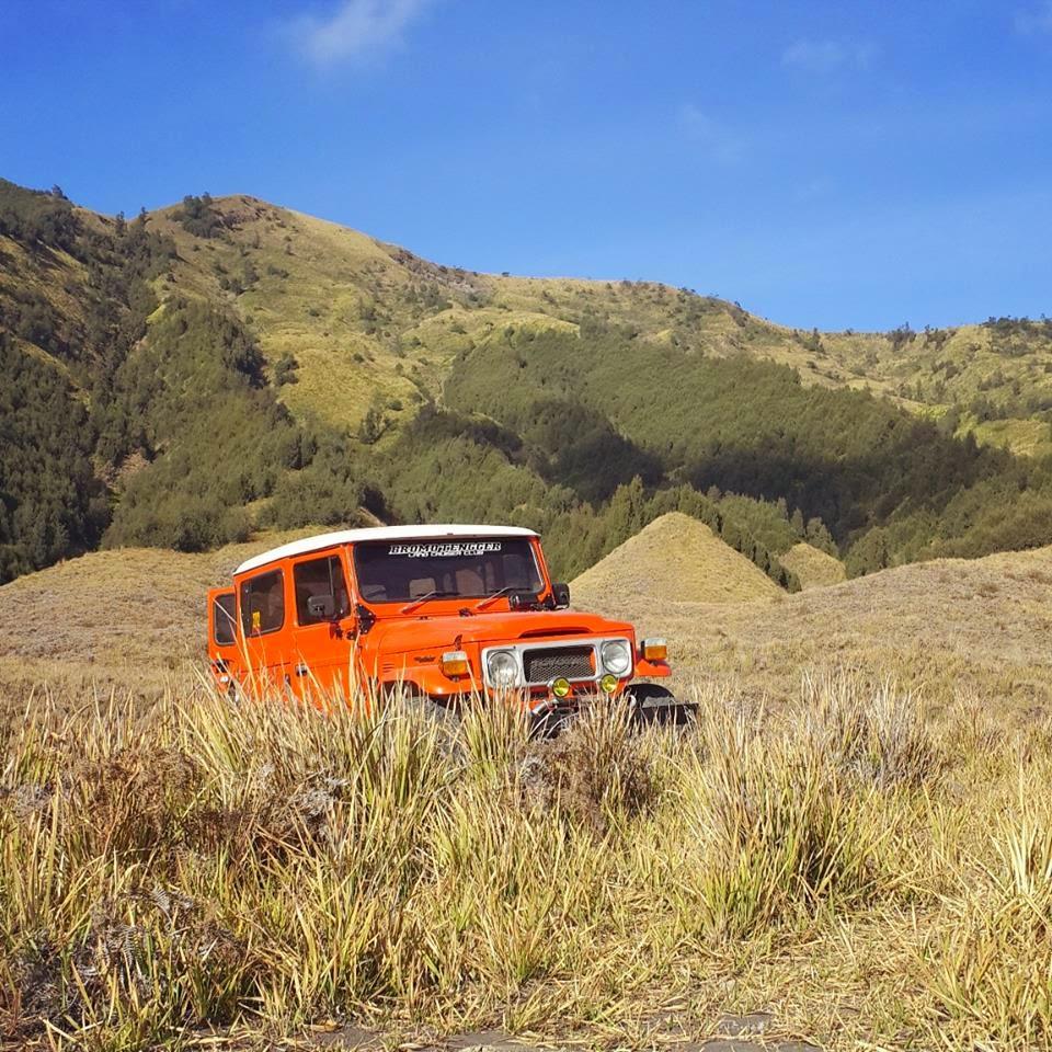 Paguyuban Sewa Jeep Di Bromo Murah