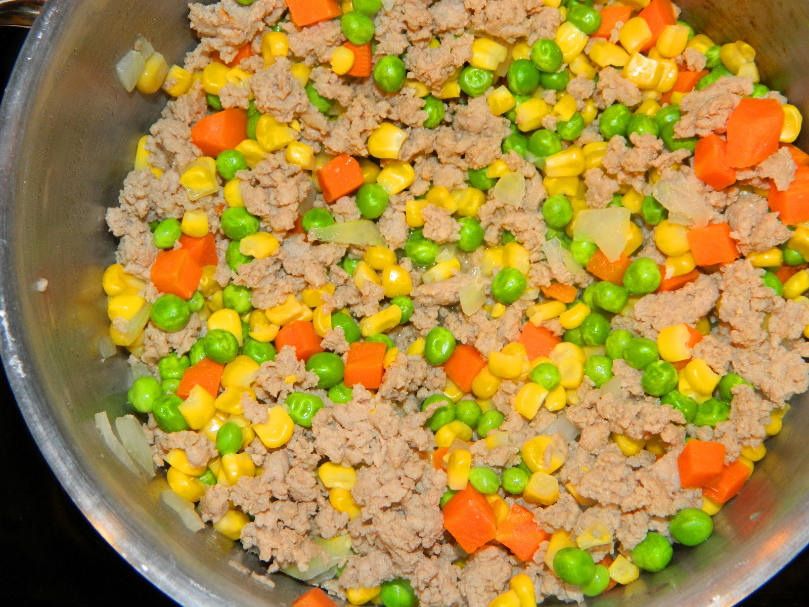 healthy shepherd's pie
