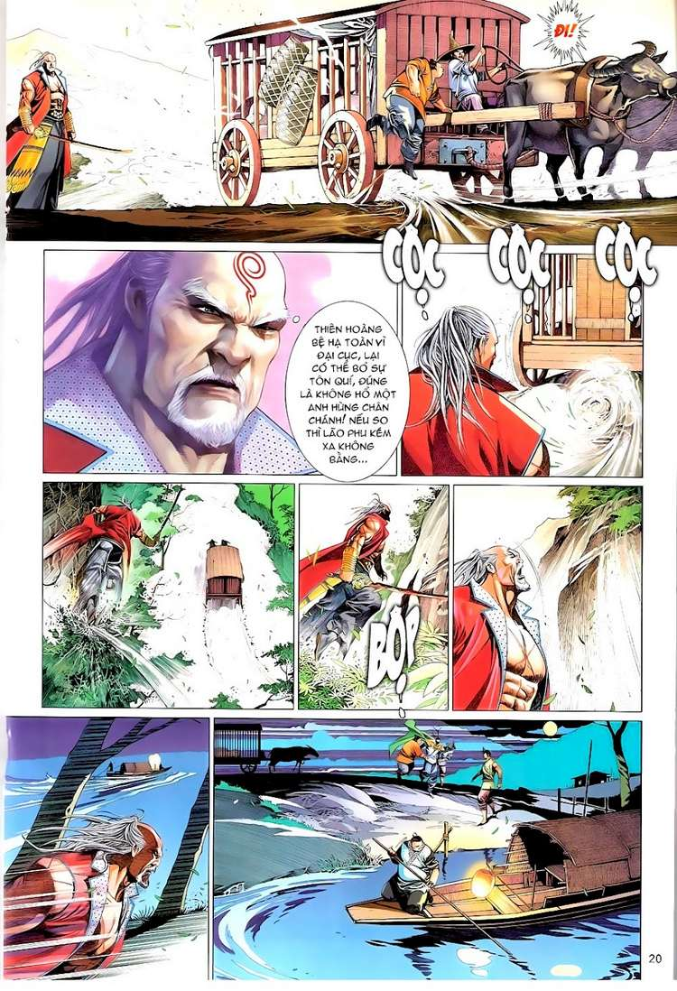 Phong Vân chap 628 Trang 20 - Mangak.info