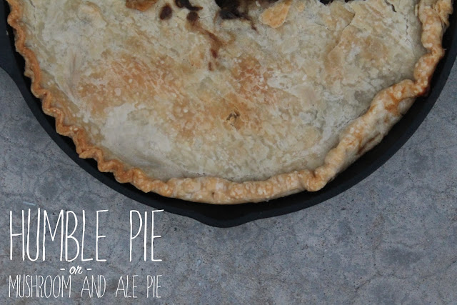 Vegan4One's Mushroom and Ale Pie